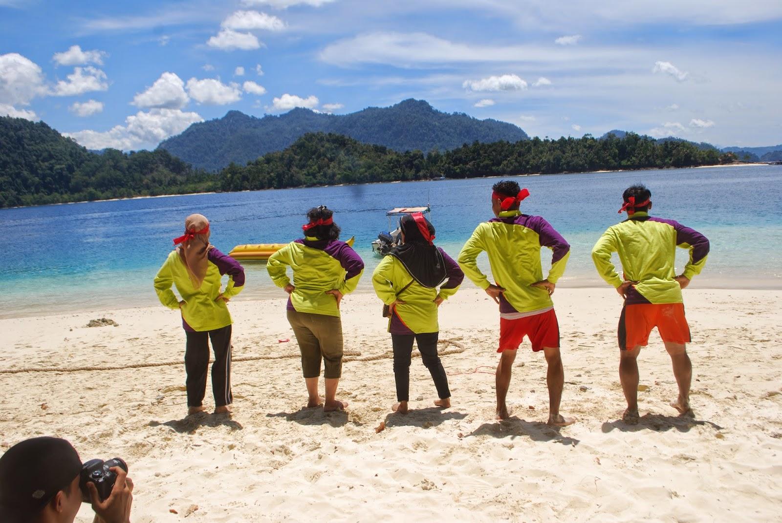 paket wisata/tour ke pulau pagang