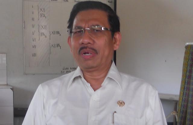 Senator Suhaimi Tolak Dorongan Maju Pilgub