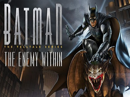 Batman The Enemy Within Episode 5 Game