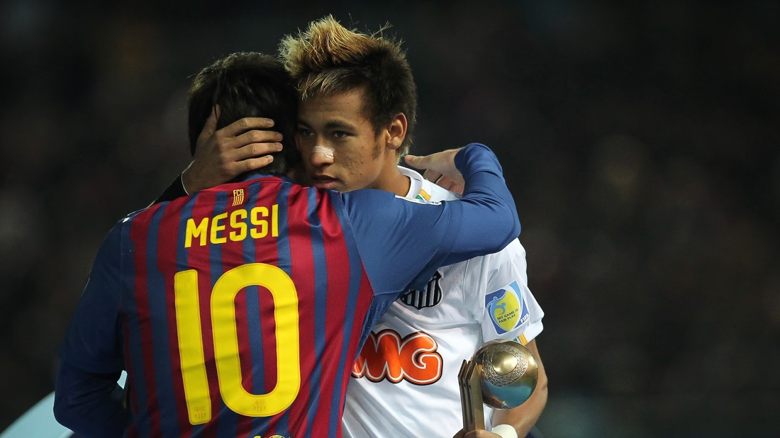 Neymar and Messi, Who Said What? | All About FC Barcelona