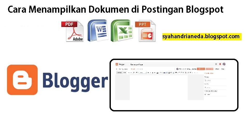 Cara Menampilkan atau Upload File Dokumen (PDF, Word, PPt