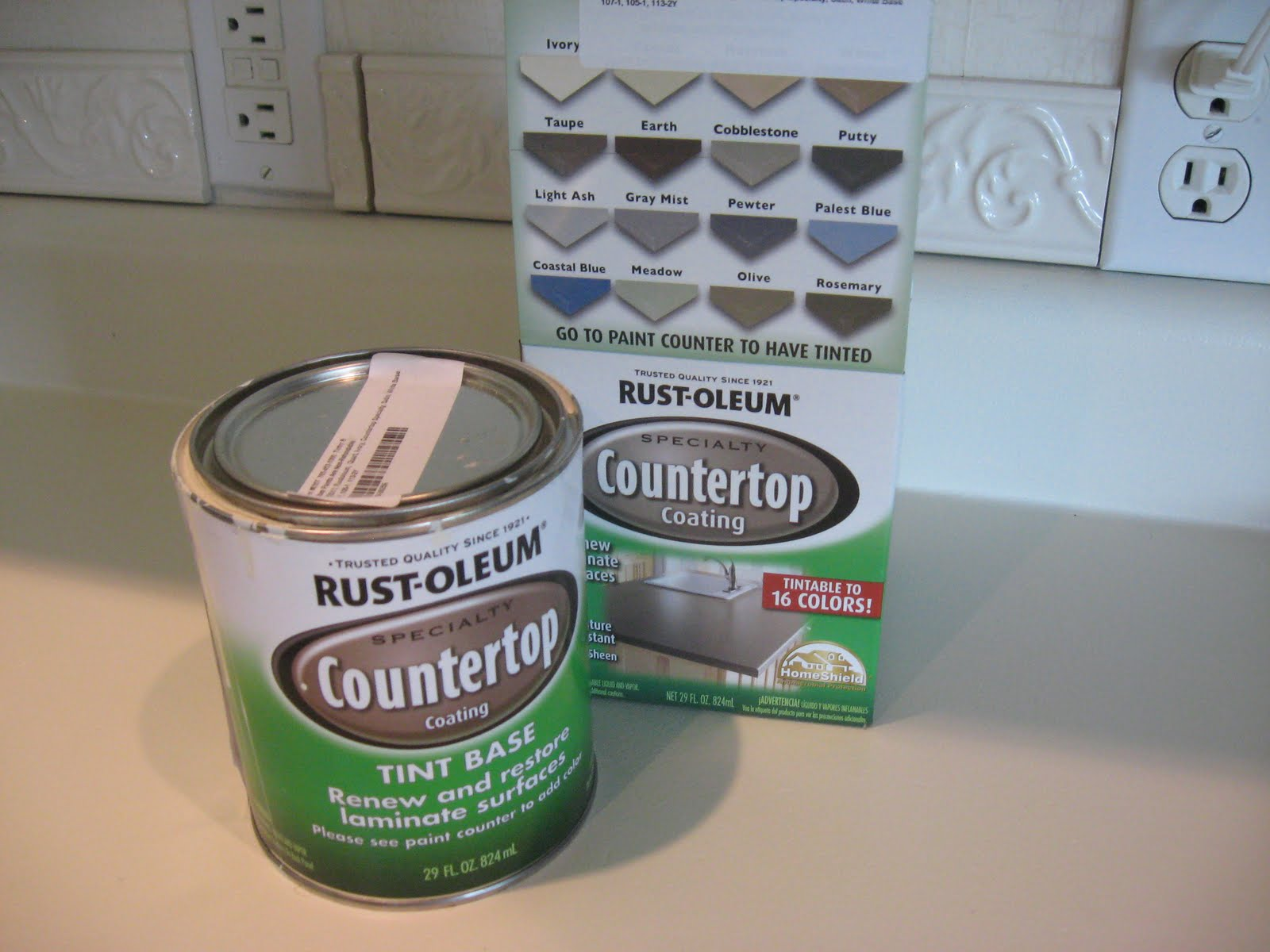 Rustoleum Countertop Paint Colors Lowes : Rust Oleum Countertop Coating Lowes myideasbedroom.com