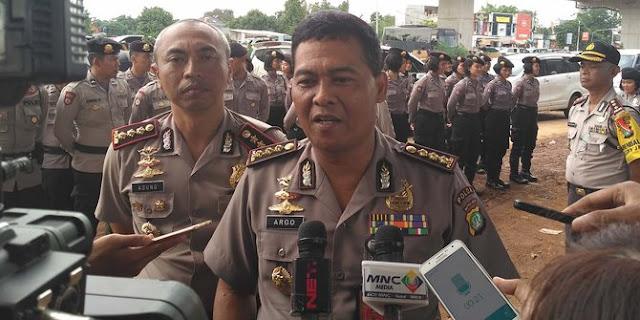 "Akun Anonymous Dan Alamat Jadi Alasan Polisi Belum Ungkap Pembuat Website ""baladacintarizieq.com"""