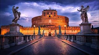 Gli Angeli di Castel Sant'Angelo - Visita guidata per bambini e ragazzi Roma