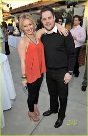Hilary Duff dan Mike Comrie