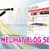 Cara Melihat Blog Sendiri