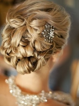 Finding the Right Wedding Hair Style
