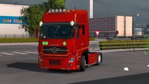 Dong Feng DFL 4251 truck mod