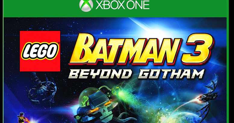 Revista Mago Games RD Z: Lego Batman 3 Beyond Gotham - cheats para