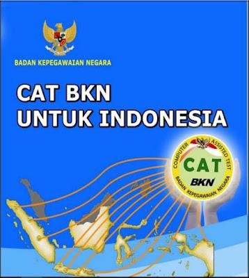 Buku CAT BKN, http://www.librarypendidikan.com/