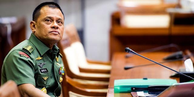 Turun Tahta sebagai Panglima TNI, Elektabilitas Gatot Nurmantyo Meroket untuk Pilpres 2019