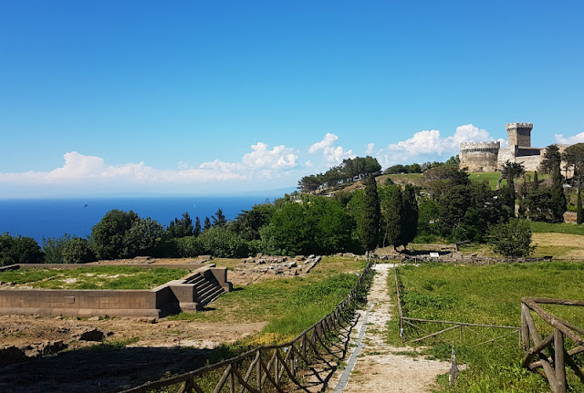 parco archeologica populonia Baratti