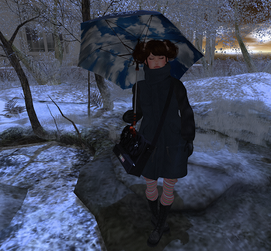 SL EXTRAVAGANZA: the blue – and clouds