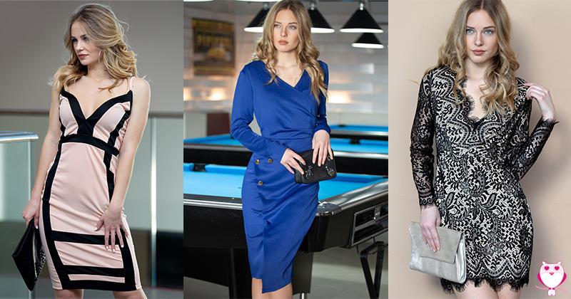 Vestidos para sair com o namorado - Top 8