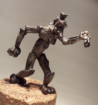 10mm Treeman ( Treeherder) Sculpt picture 1