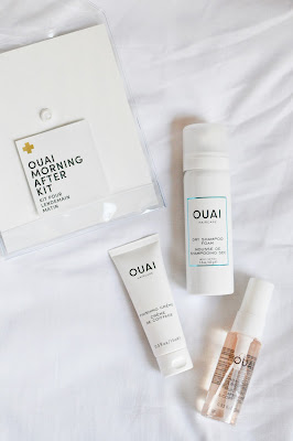 ouai morning after kit haircare