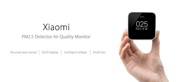 Xiaomi Air Quality Checker