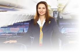 Секс со стюардессой в трансаэро