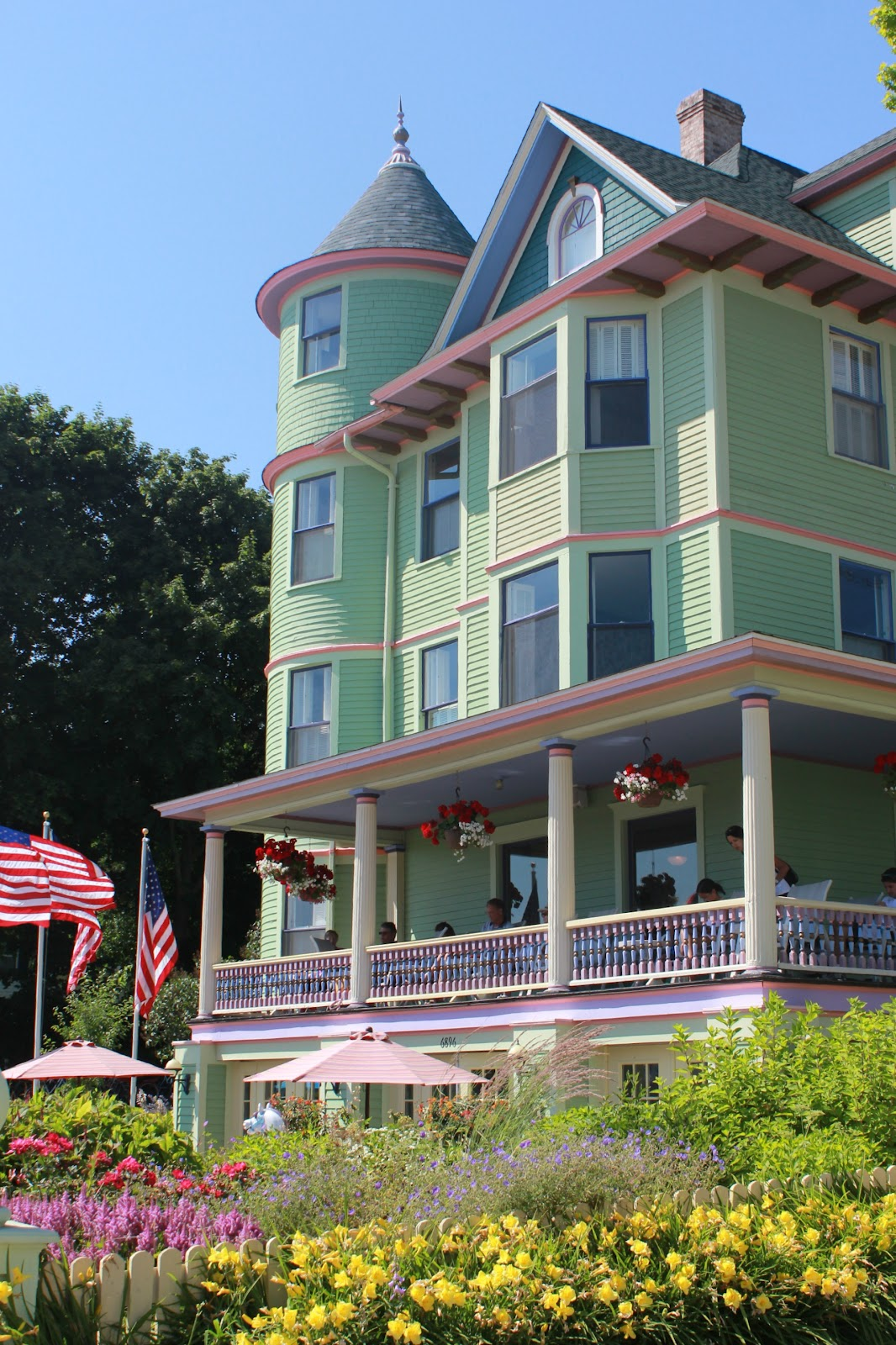The Story Of Us: Homes On Mackinac Island