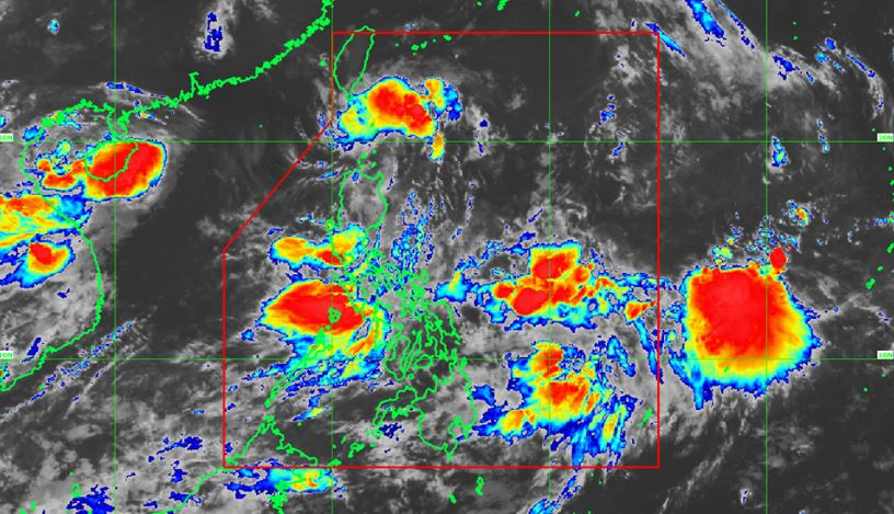 'Bagyong Josie' PAGASA weather update July 22, 2018