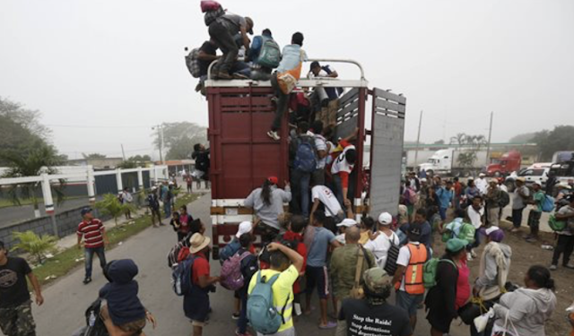 Keeping Tabs: The DHS Has Paid Informants Embedded In Illegal Alien Caravan
