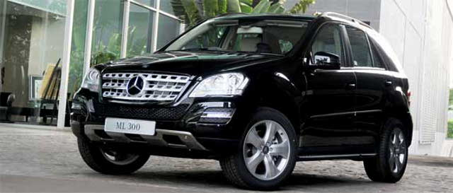 mercedes ml 300 will be introduced on 25 may 2011 in jakarta auto ultimate. Black Bedroom Furniture Sets. Home Design Ideas