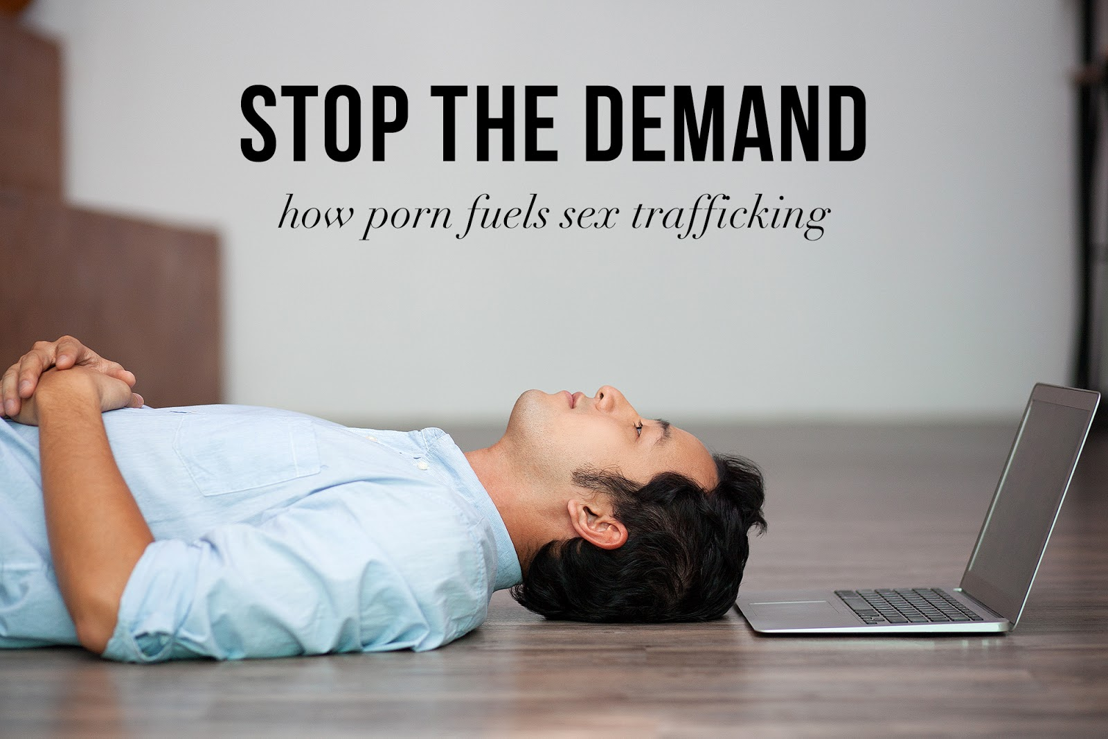 End demand for sex trafficking, pussy in dare