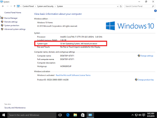 Download Windows 10 Home edition preactivated 2015
