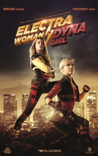 Electra Woman and Dyna Girl Movie