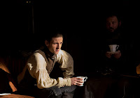 Jamie Bell and Daniel Henshall in Turn: Washington's Spies Season 4 (13)