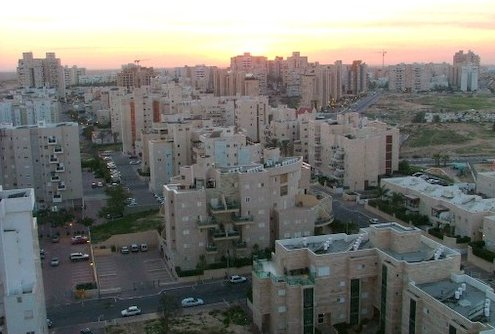 Economic Situation in Be'er Sheva