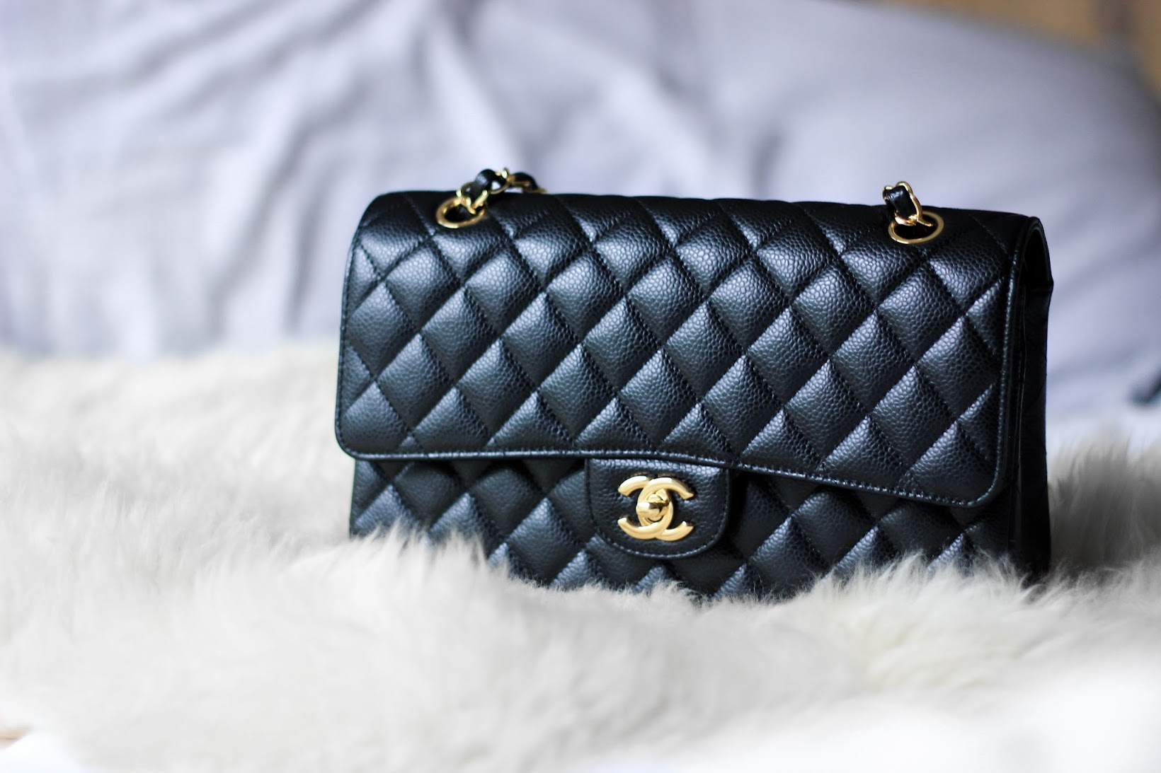 great look retail prices speical offer refined couture: Chanel Medium Classic Flap : A Review