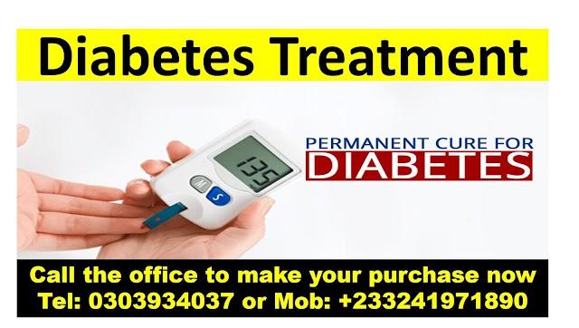 Natural Diabetes Treatment in Ghana