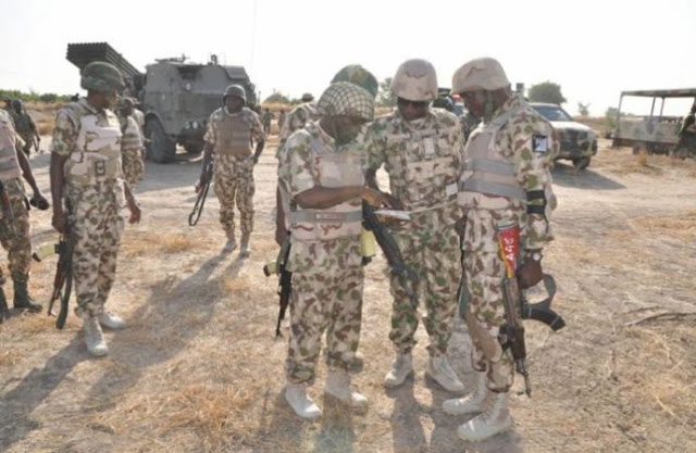 Nigeria Army Discover Boko Haram's bomb Workshop/Factory