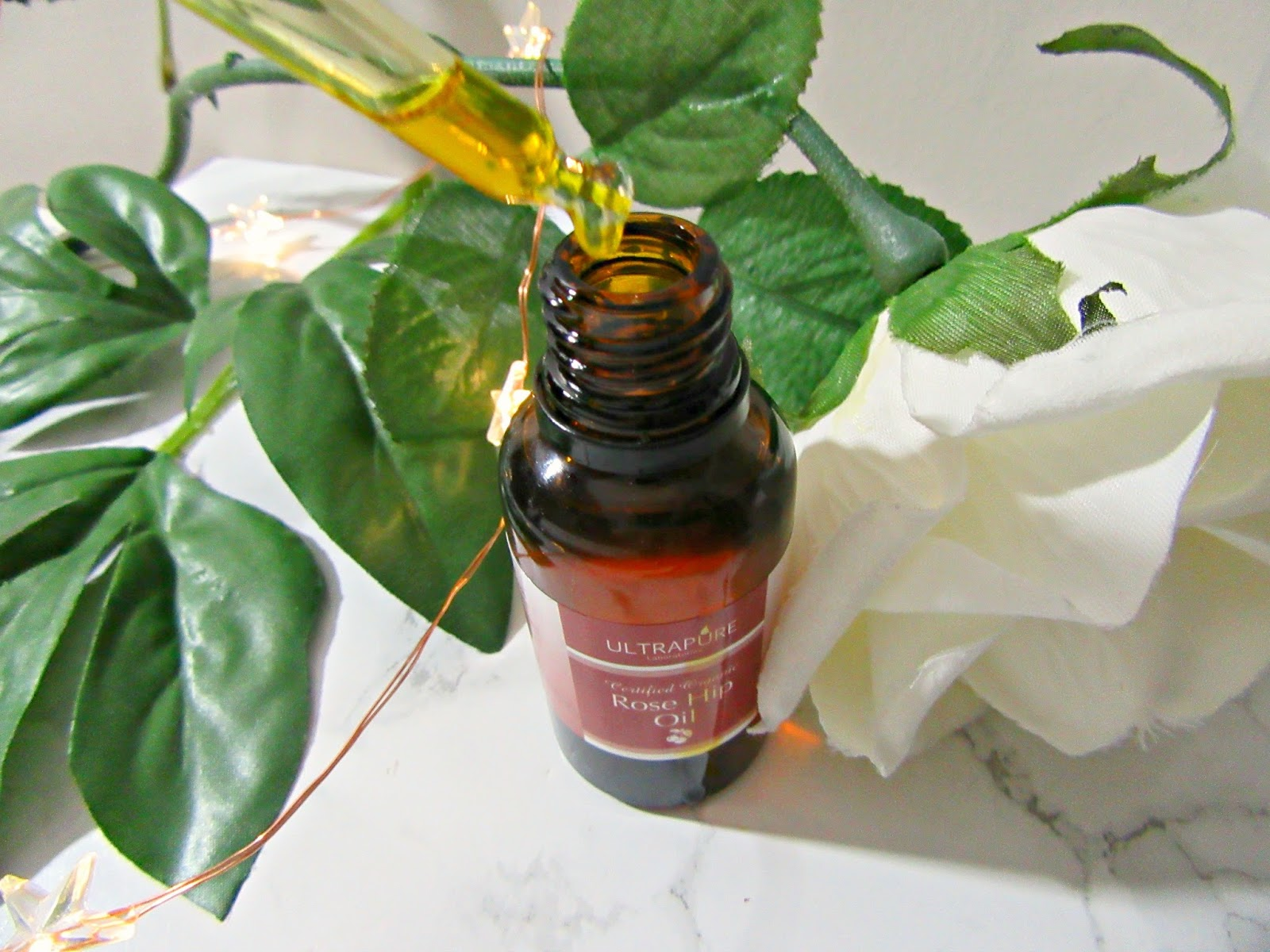Ultra Pure Certified Organic Rosehip Oil