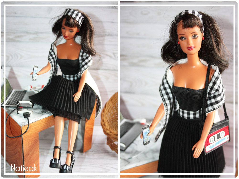 patron couture barbie gratuit