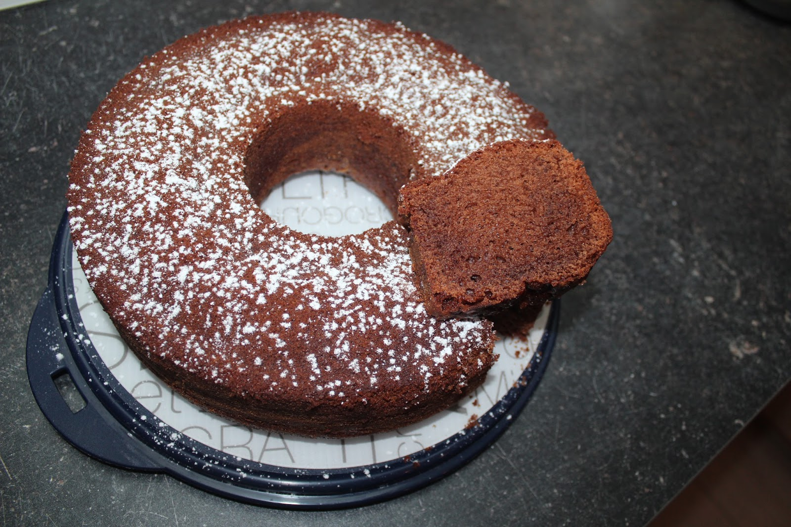 Sauers Kuchenzauber Nutellakuchen Variante 1 Thermomix Rezept