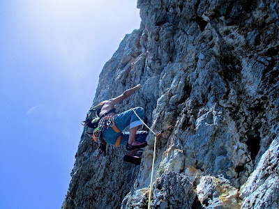 Kalymnos multi-pitch climbing, kalymnosprimalclimb.com