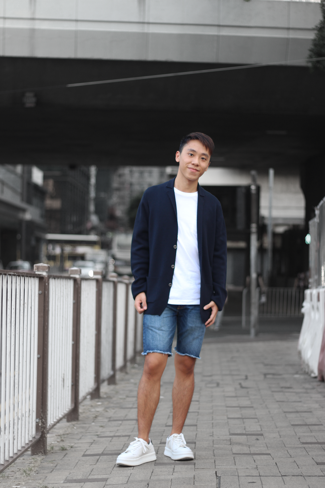 Smart Casual Look For Fall