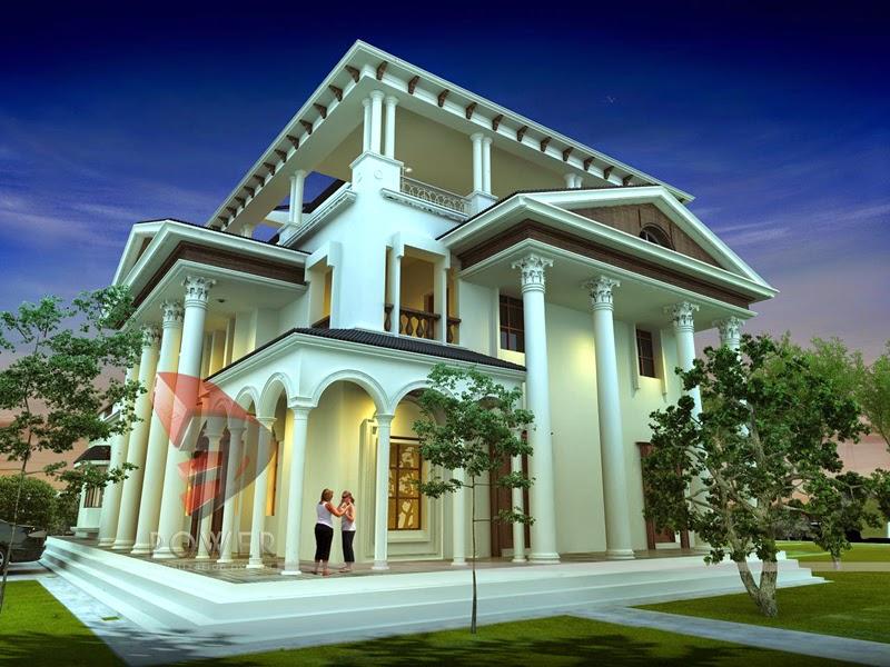 mediterranean bungalow/house designs philippines