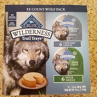 Blue Buffalo Wilderness Grain Free Dry Dog Food Ingredients