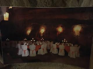 festa na gruta