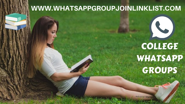 College WhatsApp Group Join Link List