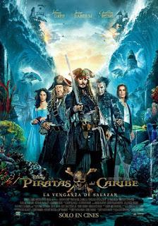 Piratas del Caribe 5 La venganza de Salazar (2017) Online