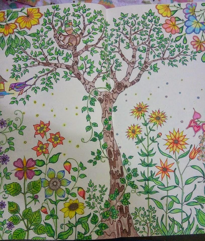 Blog da MaryLis: Jardim Secreto
