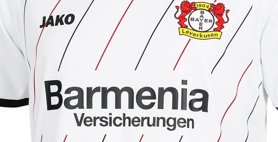 Bayer Leverkusen 18-19 Away Kit Released - Footy Headlines