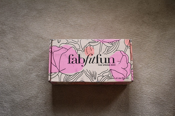 FabFitFun Spring 2016 subscription box review | A.Viza Style