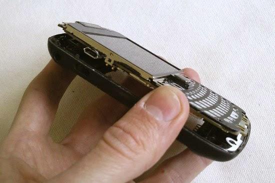 tombol volume blackberry gemini