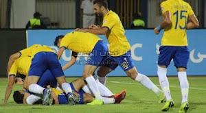 بهدفين بدون رد نادي الاسماعيلي يحقق الفوز على فريق الجزيرة في البطولة العربية للأندية