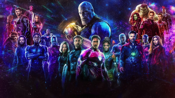 Watch Online All Marvel Movies HD on Google Xtream Avengers: Infinity War [2018]